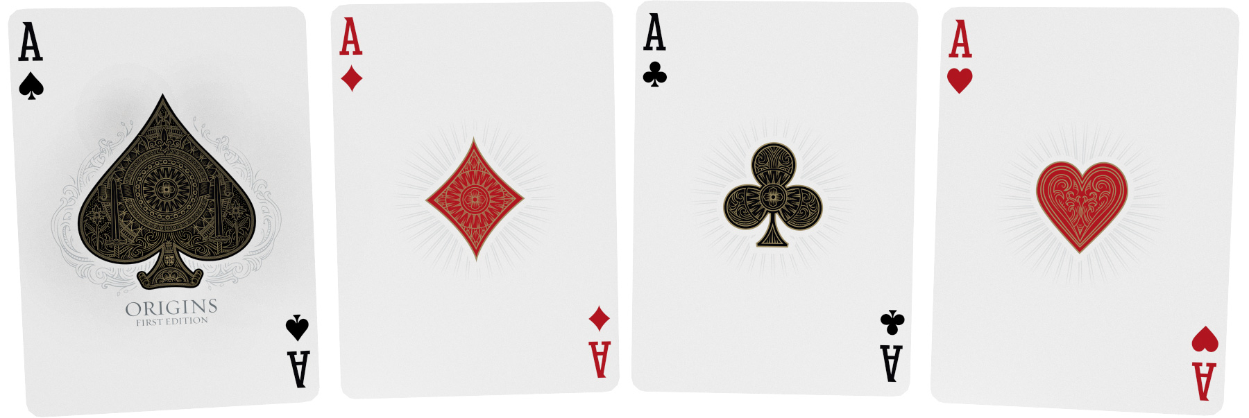 all aces deck of cards